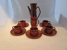 Ironstone Staffordshire Pottery Tableware Coffee Pots