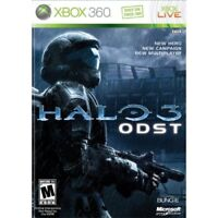 Halo 3: ODST For Xbox 360 Very Good 7Z