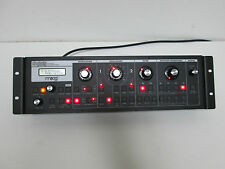 Moog Slim Phatty analog synthesizer with rack ears in GREAT CONDITION Worldwide!