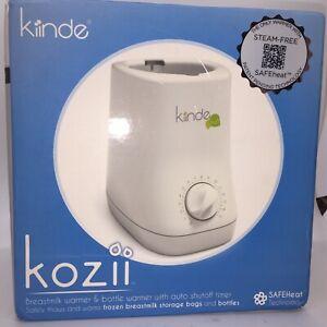 Kiinde Kozii Breast Milk Warmer Bottle warmer NEW Sealed Box