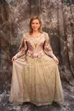 Regular Size Satin Victorian Fancy Dresses