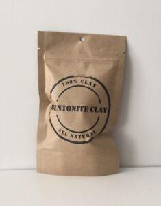 Pure Bentonite Clay /Healing Clay.(Bulk)