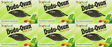3 X Dudu-Osun Black Soap for eczema, Acne, fungus 150G