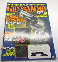 Guns & Ammo Magazine June 1995 Back Issue Combat Revolver Buyers Guide