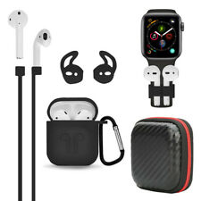 AirPod Earphone Charging Protector Cover Accessories Case Kits For Apple AirPod