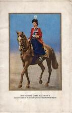 Trooping The Colour 1953 Programme Second Parade of Queen Elizabeth II