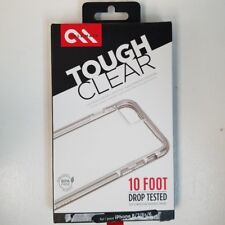 Case-Mate Tough Clear 10ft Drop Protection Case for iPhone 8/7/6s/6
