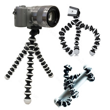 Camera Cam DSLR SLR Flexible Tripod Gorilla Octopus Mount Stand Holder 1/4-20