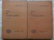 PARETO VILFREDO - CORSO DI ECONOMIA POLITICA EINAUDI 1949