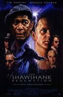 The Shawshank Redemption Movie POSTER 11 x 17 Tim Robbins, Morgan Freeman, C