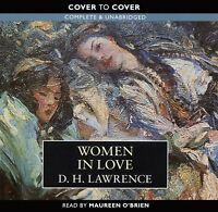 Women in Love: by D. H. Lawrence - Unabridged Audiobook - 16CDs