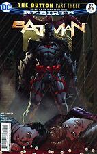 BATMAN 22 VOL 3 THE BUTTON 1st PRINT NM