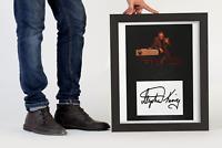Stephen King Autogramm Kopie und Foto 20x30 (A4)