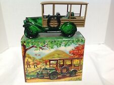 New Vintage Avon Retired Men's Tai Winds Aftershave Stationwagon Full/ Nib