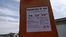 2000 Ft Heat Shrink Wrap Film 15 In Roll Center Fold 75 Gauge Ranpac G 44