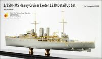 Very Fire Detail Up set for 1/350 HMS Exeter (For Trumpeter 05350)
