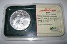 2005 SILVER EAGLE