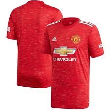 Adidas 20-21 Manchester United Soccer Jersey New