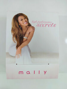 Mally High Performance Secrets 7 Piece Collection MEDIUM Gift Set New In Box!!