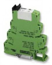 RELAY, PLC, DPDT, 24VAC/DC, DIN, SCREW Part # PHOENIX CONTACT 2967073