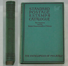 Scott's Standard Postage Stamp Catalogue. 1943