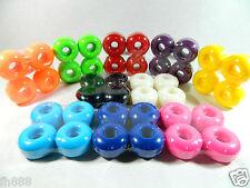 Blank 52mm x 31mm Pro Skateboard Wheels Multi Color Brand New Sealed
