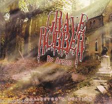 GRAVE ROBBER - BE AFRAID (NEW-CD, 2009, Digipak, Retroactive) Xian Horror Punk