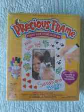 The Webster Group Precious Frame Perma-Coat Porcelain Kit kid's craft new gift