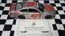 Autographed Diecast Racing Cars