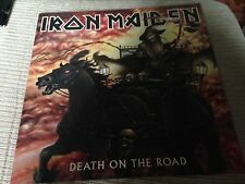 IRON MAIDEN - DEATH ON THE ROAD SPANISH STORE SHOP PROMO DISPLAY FLAT SPAIN