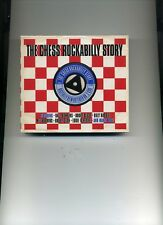 THE CHESS ROCKABILLY STORY - DALE HAWKINS EDDIE FONTAINE - 2 CDS - NEW!!