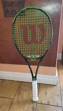 Wilson Blade 101L BLX Tennis Racket Grip 3 New Strung Check.
