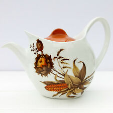 Vintage Retro 1960s Midwinter Cornfield  Fashion Shape Large 1 Litre Teapot