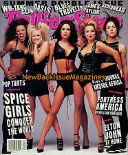 Rolling Stone 7/97,Spice Girls,Geri Halliwell,Melanie Brown,Victoria Beckham,NEW