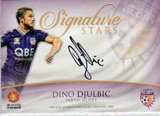 2015/16 FFA & A-LEAGUE SIGNATURE STARS #SSR-09 DJULBIC PERTH GLORY #2/200