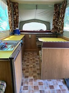 Jayco swan pop top caravan