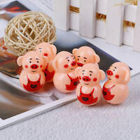 2Pcs Baby cute funny tumbler piggy toys kids learning tumbler toys gifts Fn S ZX