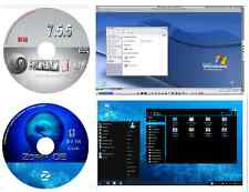 Zorin 12 Core LTS & RoboLinux 8.5 Linux Operating Systems 64 bit 2 DVDs