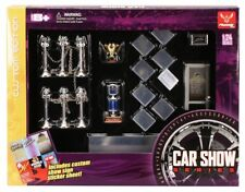 Car Show Series Phoenix Garage Diorama Accessory Set 18410 for 1/24 Diecast Cars