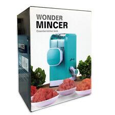 Multifunction Manual Meat Grinder Mincer Vegetable Shredder Chopper Kitchen Tool