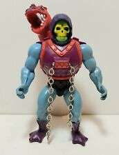 Vintage Masters Of The Universe 1984 Dragon Blaster Skeletor Figure MOTU He-Man