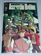 Assassin Nation #1! (2019) Signed by Artist Erica Henderson! NM! COA!
