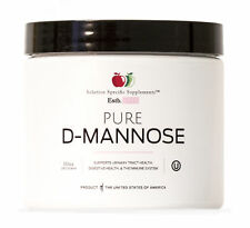 Pure D-Mannose Powder Supplement - Bulk D-Mannose 10oz 60 Servings