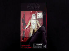 """Star Wars Black Series Classic Snowtrooper 6"""" Action Fig. By Hasbro 2017 No. 35"""