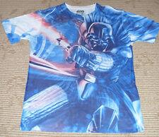 "Mad Engine ""Darth Vader"" Mens Size (MD) Medium Short Sleeve Tee T-Shirt! New!"