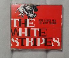 White Stripes Dead leaves & The Dirty ground CD Third Man jack White