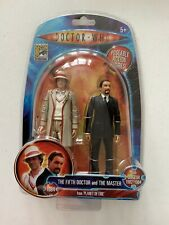 More details for doctor who - the fifth doctor and the master - sealed