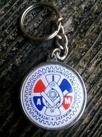 VTG INTERNATIONAL ASSOCIATION OF MACHINISTS AND AEROSPACE WORKERS KEYCHAIN