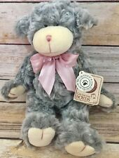 "Boyds Bears Lambert Lamb Fuzzy Fleece 55201-06 Tags Attached 10"" Plush"