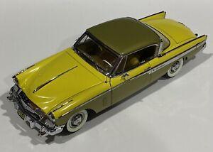 Danbury Mint 1955 Studebaker President Speedster LE 1/24 Diecast